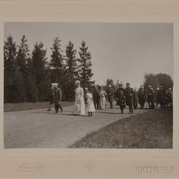 C.E. de Hahn & Co. (Tsarskoe Selo, Early 20th Century)       Members of the Russian Imperial Family