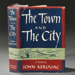 Kerouac, Jack (1922-1969) The Town and the City