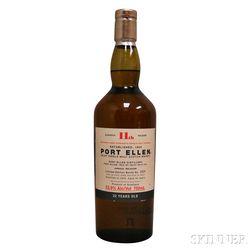 Port Ellen 32 Years Old 1979, 1 750ml bottle