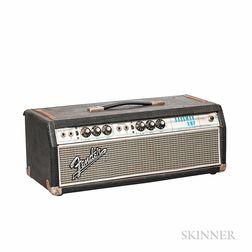 Fender Bassman Amplifier Head, 1968