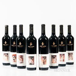 Peter Lehmann Shiraz Eight Songs 1996, 8 bottles (oc)