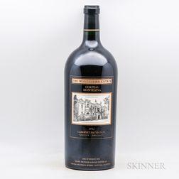 Chateau Montelena Cabernet Sauvignon Estate 2012, 1 5 liter bottle (owc)