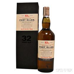 Port Ellen 32 Years Old 1979, 1 750ml bottle (oc)