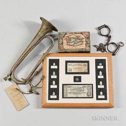 Group of Civil War-era Objects