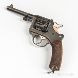 St. Etienne Model 1892 Double-action Revolver
