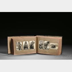 Gifford, Walter Sherman (1885-1966) Three Photograph Albums 1931-1944.