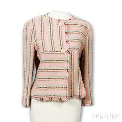 Chanel Striped Jacket