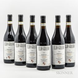 Elio Grasso, 6 bottles