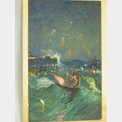 Gouache Surf Illumination at Madras