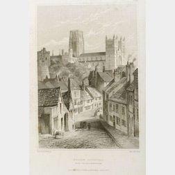 (Cathedrals, British), Billings, Robert William