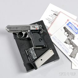 Walther PPK Automatic Pistol