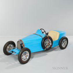 Baby Bugatti Electric-powered Child's Car Replica