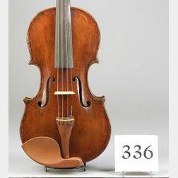 Dutch Violin, School of Jacobs