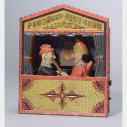 "Shepard ""Punch and Judy"" Bank"