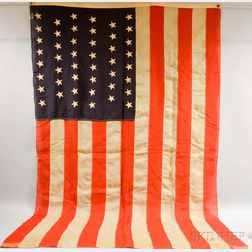 Forty-six Star American Flag