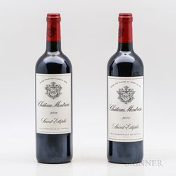 Chateau Montrose, 2 bottles