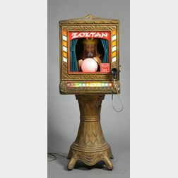 Zoltan Coin-operated Fortune Teller