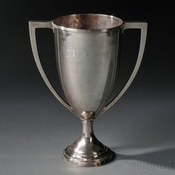 Bailey, Banks & Biddle Sterling Silver Trophy Cup
