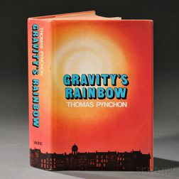 Pynchon, Thomas (b. 1937) Gravity's Rainbow
