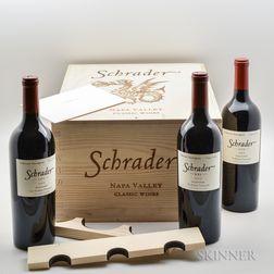 Schrader Classic Wines 2013, 6 bottles (owc)