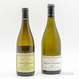 Vincent Girardin, 2 bottles