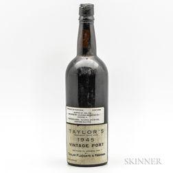 Taylor 1945, 1 bottle