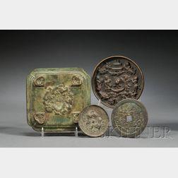 Four Bronzes
