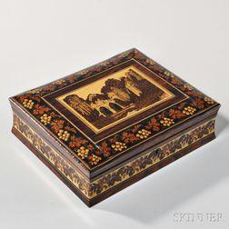 Tunbridgeware Game Box