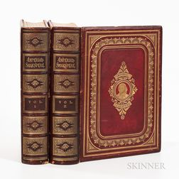 Shakespeare, William (1564-1616) The Works of Shakespeare Imperial Edition.