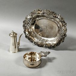 Three Tiffany & Co. Sterling Silver Tableware Items