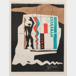 Le Corbusier (French/Swiss, 1887-1965)      Modular
