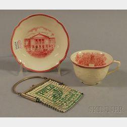 Three 1930s Chicago Century of Progress World's Fair Souvenir Items