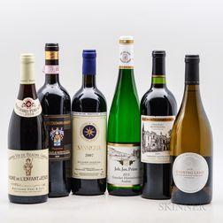 Mixed Wine, 6 bottles