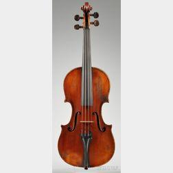 Italian Violin, Enrico Marchetti, c. 1900