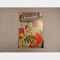 Silver Age Justice League of America  , No. 1