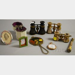 Eight Miscellaneous Accessory and Decorative Items
