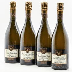 Eric Rodez Cuvee des Grands Vintages NV, 4 bottles