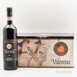 Fattoi Brunello di Montalcino 1999, 6 bottles (oc)