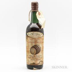Justino Henriques Verdelho Madeira Solera of the Vintage 1748, 1 bottle