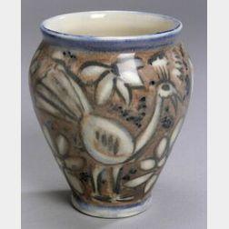 Rookwood Pottery Decorated Vase