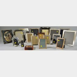 Eighteen Assorted Mostly Table Frames