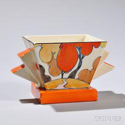 Clarice Cliff Autumn Vase