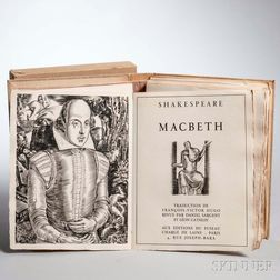 Shakespeare, William (1564-1616) MacBeth