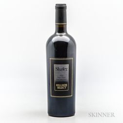 Shafer Cabernet Sauvignon Hillside Select 2012, 1 bottle