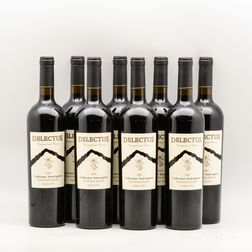 Delectus Cabernet Sauvignon Knights Valley 2008, 8 bottles