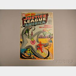 Silver Age Brave and The Bold  , No. 28