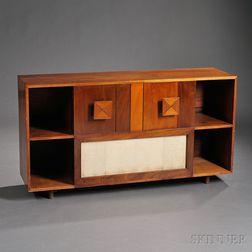 Custom Modernist Cabinet