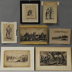 Seven Old Master Prints