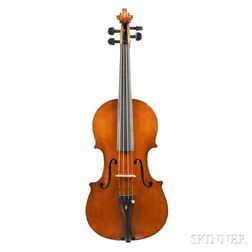 American Violin, George S. Mack, Silver Creek, 1914
