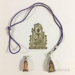 Three Buddhist Charms